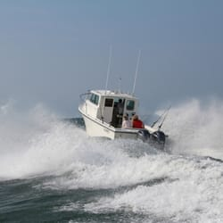 parker boats hook up and go