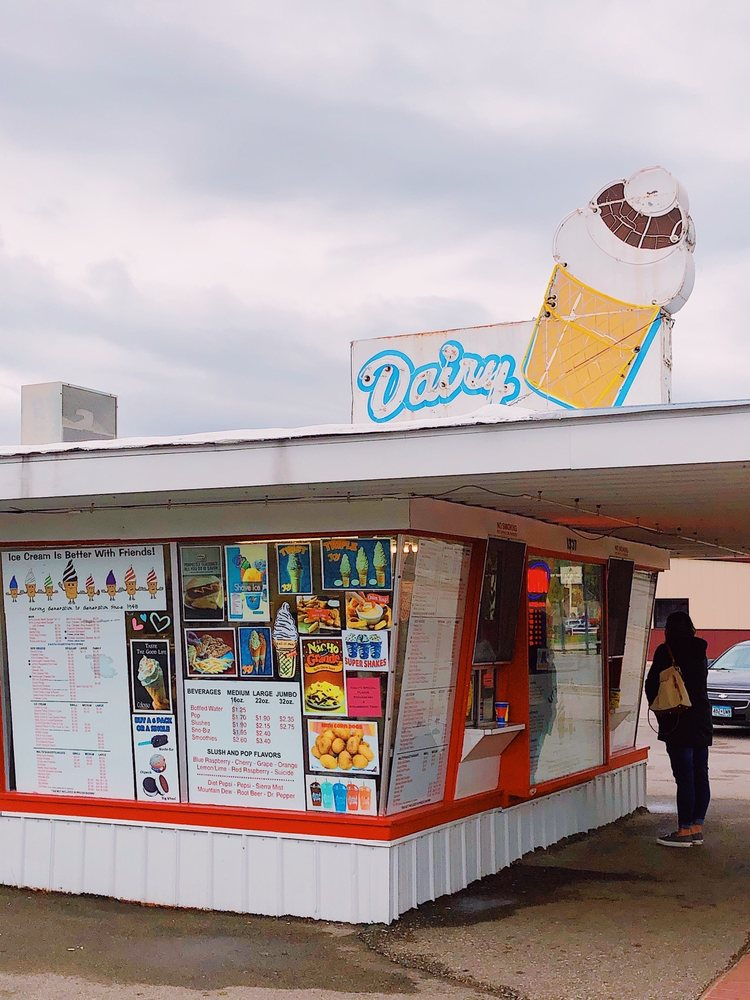 Arts Dairy Freeze: 1307 Black Oak Ave, Montevideo, MN