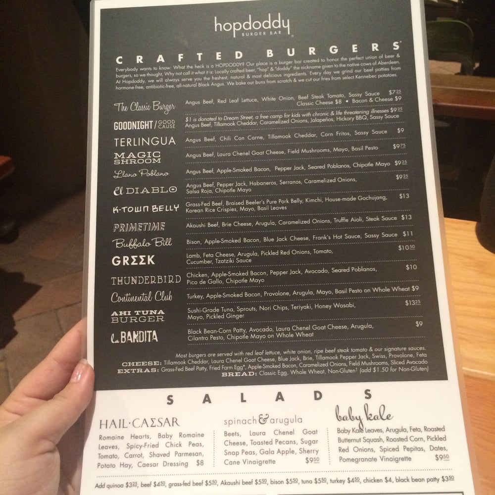 Hopdoddy Newport Beach Ca