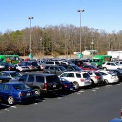 Sylvan car park
