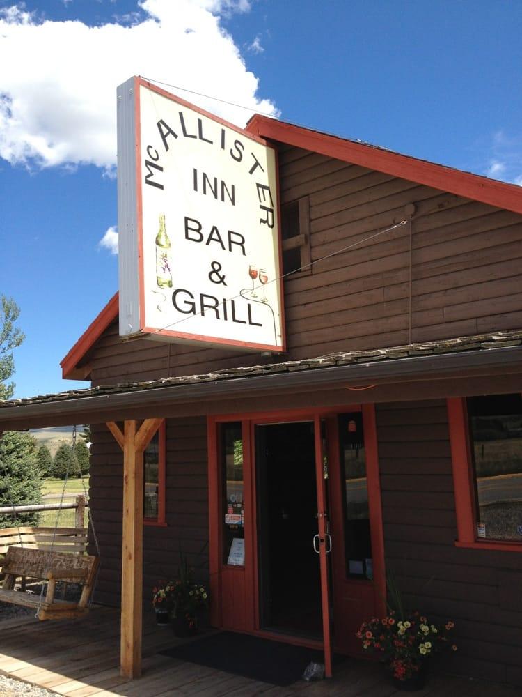 McAlisters Cafe: Ennis, MT