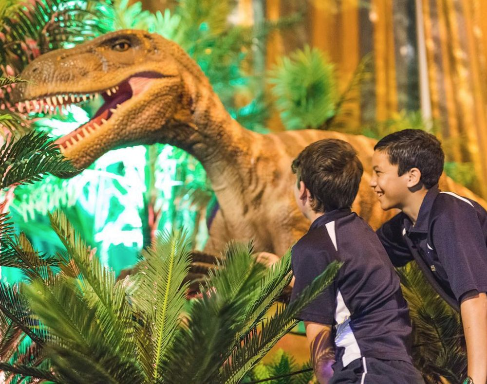 Dinosaur Adventure: 4650 Churchill St, Shoreview, MN