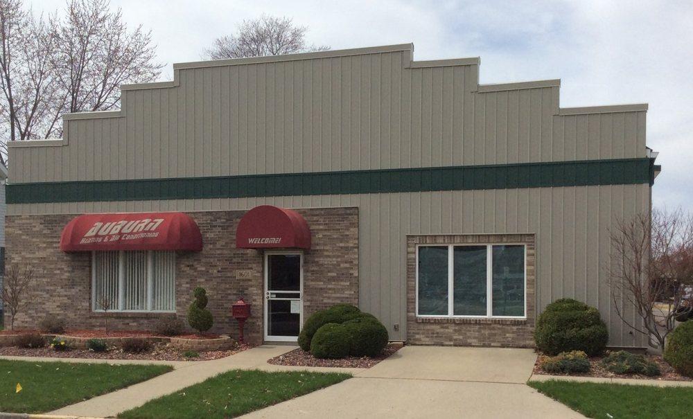 Auburn Heating Plumbing & Air Conditioning: 1601 S Van Buren St, Auburn, IN