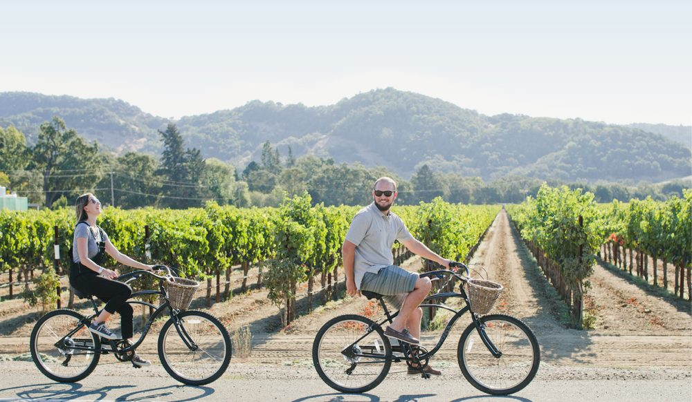 Napa Valley Bike Tours & Rentals