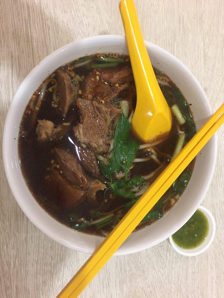 Line Thai Kitchen Singapore