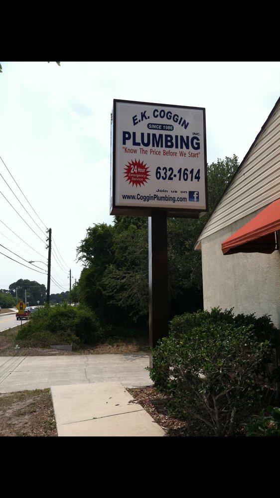 E K Coggin Plumbing: 650 Eyster Blvd, Rockledge, FL
