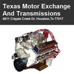 Texas Motor Exchange Get Quote Auto Repair 4811