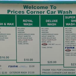 Car Detailing Services Near Me >> Prices Corner Car Wash - 13 Photos & 17 Reviews - Car Wash ...