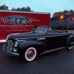 Columbia Classic Cars Auto Repair 1235 Us Rt 202 Winthrop Me