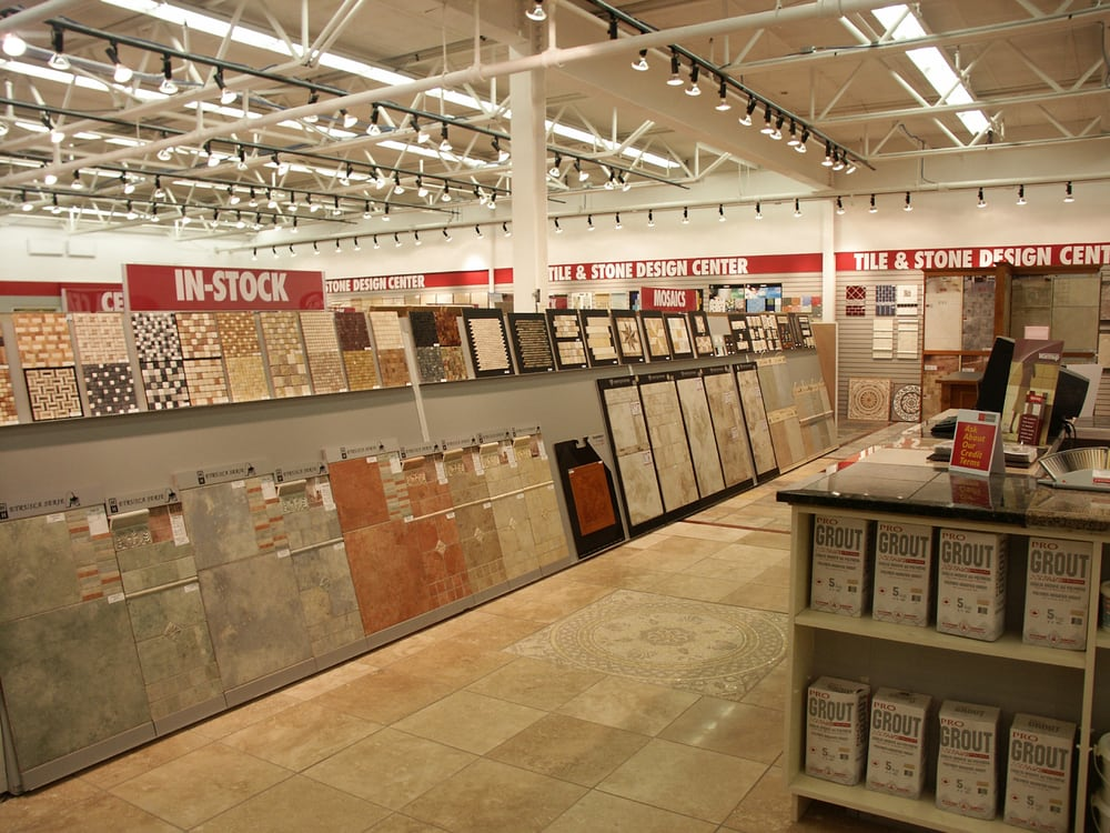 Now Offering Tile And Natural Stone Installation