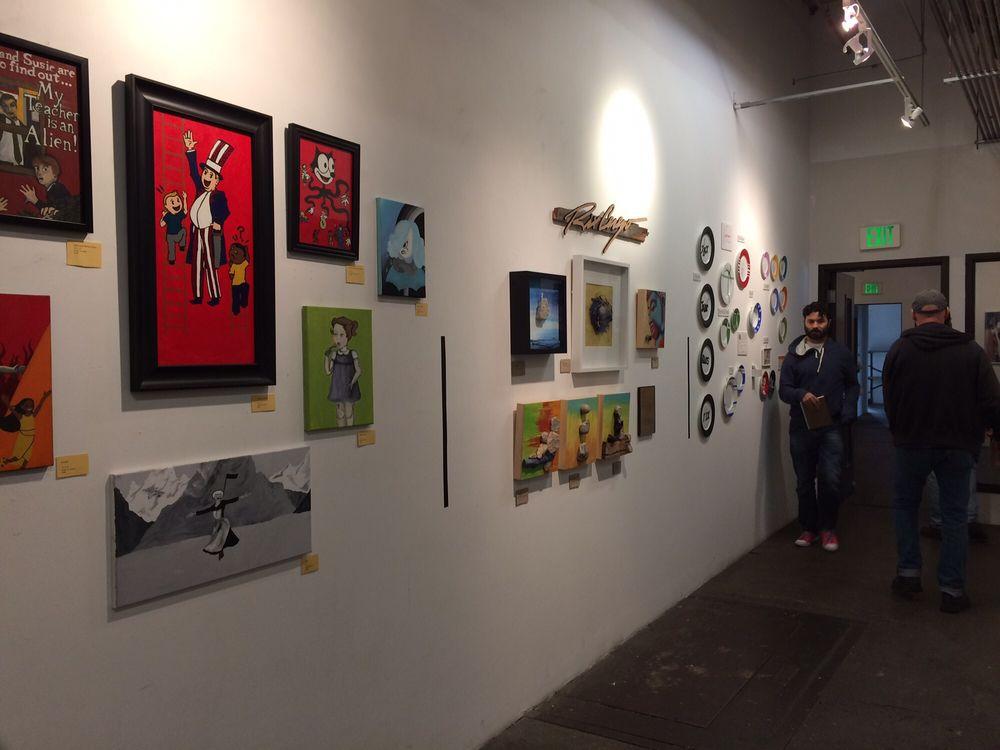 Art Gallery Calendar Los Angeles : Art share los angeles photos reviews venues