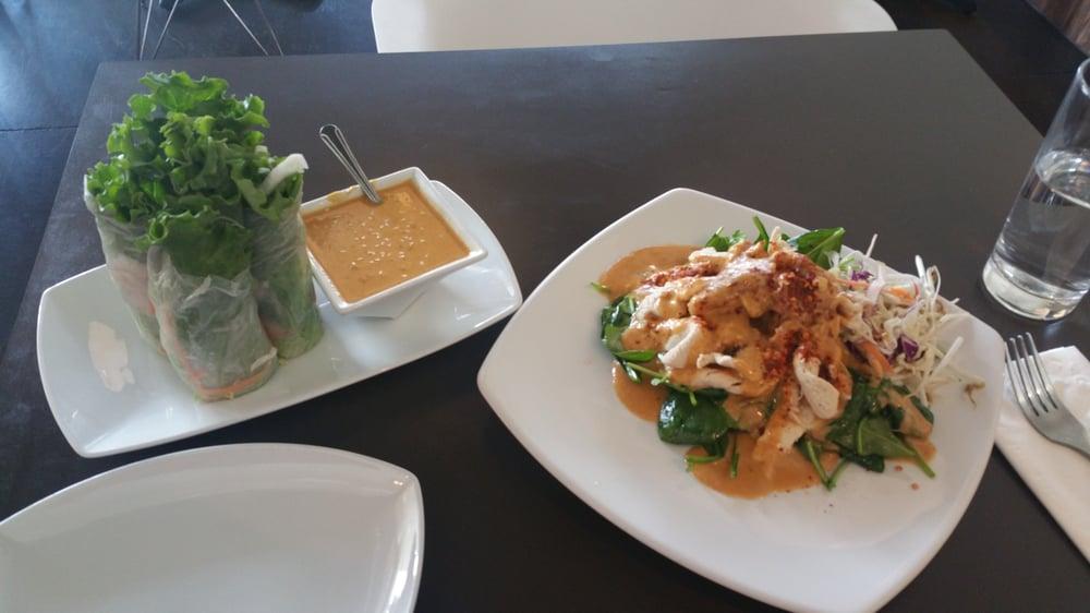 Benjarong Thai Food Covington