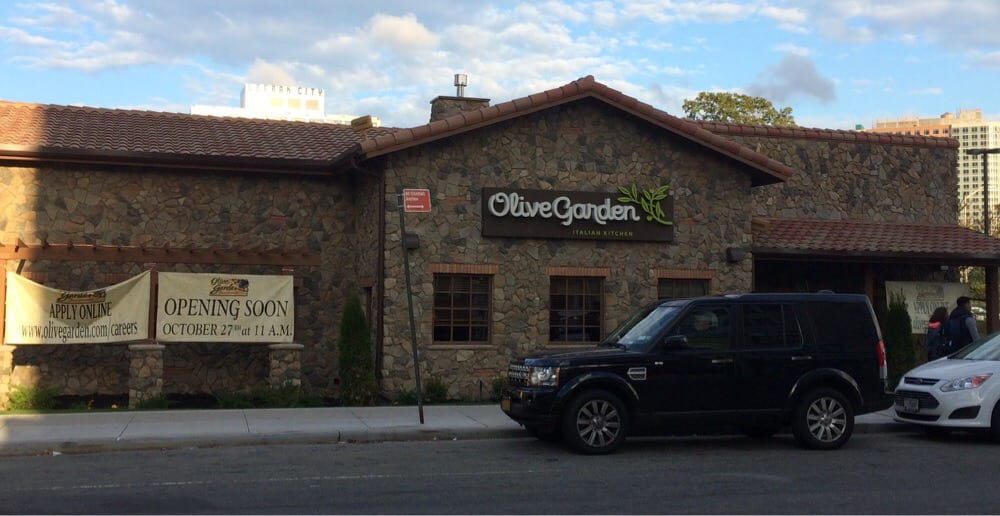 Photo Of Olive Garden Italian Restaurant   Elmhurst, NY, United States. Olive  Garden