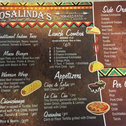 Rosalinda S Fry Bread And Mexican Food