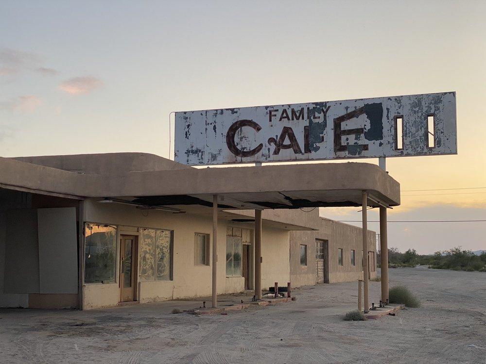 Desert Center Towing: 44450 Ragsdale Rd, Desert Center, CA