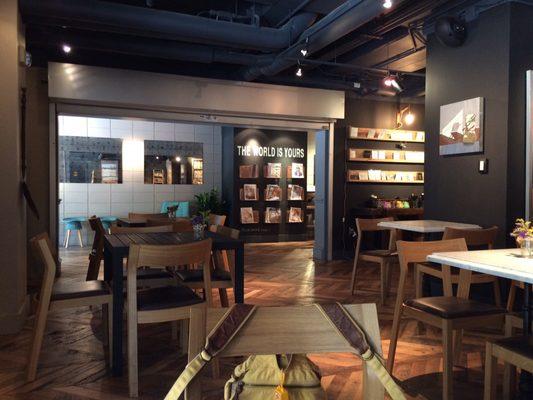 Magnolias sous le pont 300 photos & 195 reviews coffee & tea