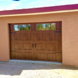 Lovely Photo Of Southwest Garage Door   Deming, NM, United States. Gallery  Collection Silver