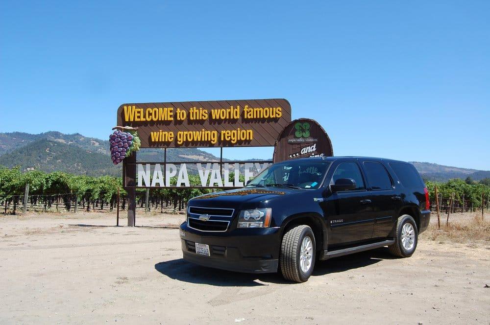 Napa Luxury Coach: Napa, CA