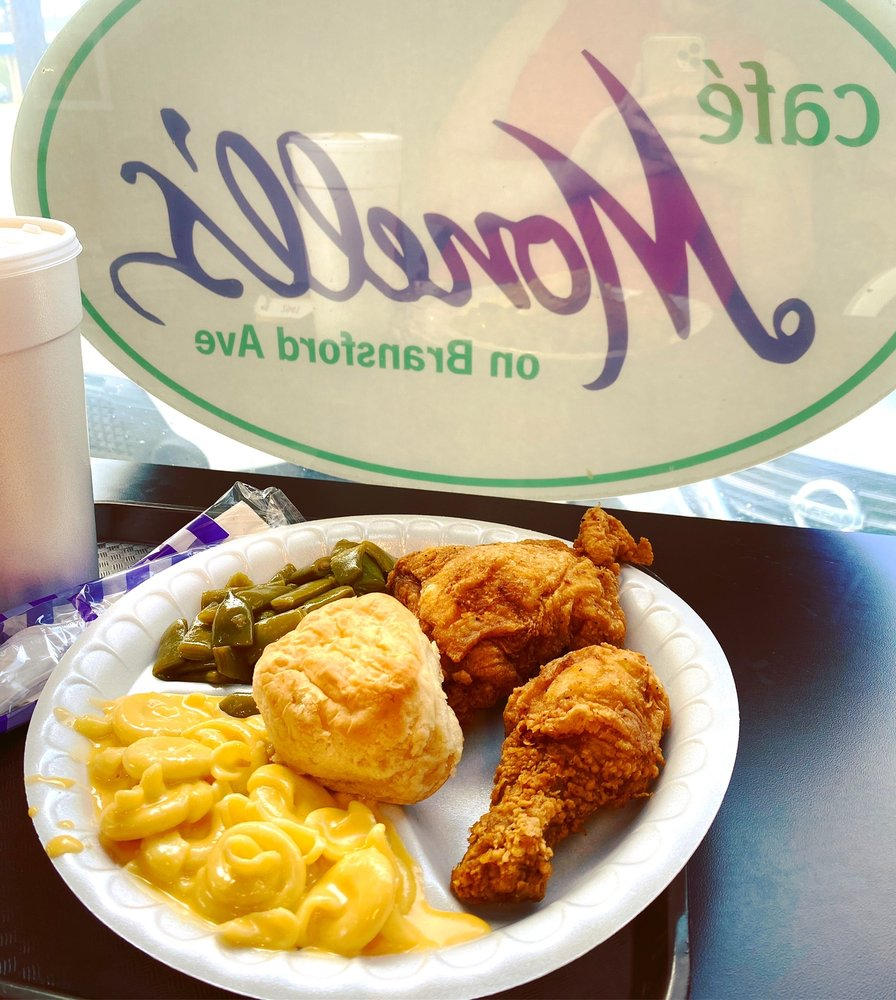 Cafe Monell's: 2826 Bransford Ave, Nashville, TN