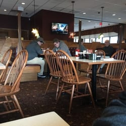 Photo Of Chip S Family Restaurant Trumbull Ct United States Seating Area In
