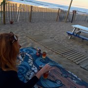 Great View Photo Of The Beach Bar Asbury Park Nj United States