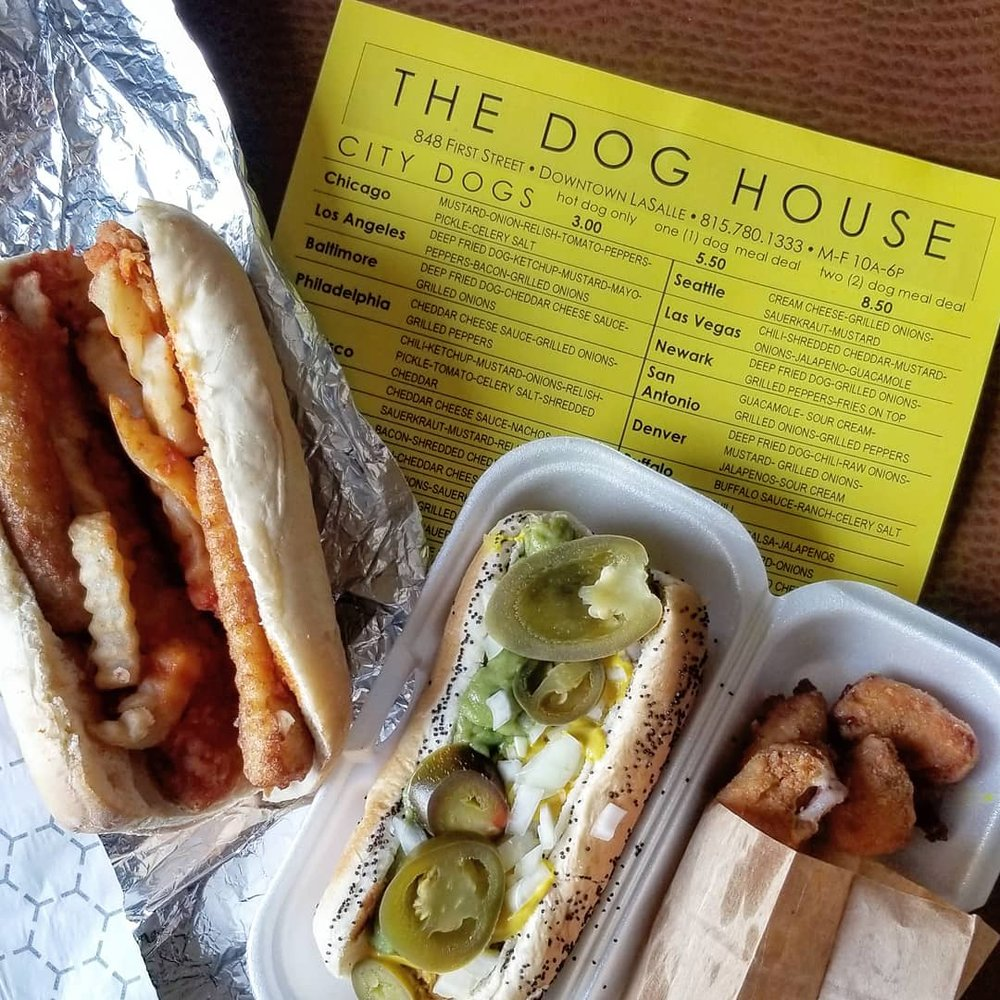 The Dog House: 848 1st St, Lasalle, IL