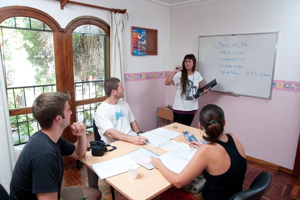 Study Abroad in Patagonia - Learn Spanish in Argentina with La Montaña