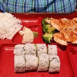 P O Of Elements Asia Lawrenceville Nj United States Lunch Bento Box