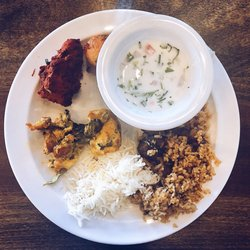 Anjar Authentic Indian Restaurant