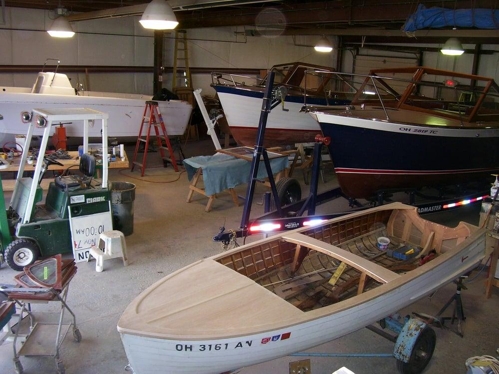 Custom Marine 13 Photos Boat Repair 7702 Milan Rd Sandusky Oh United States Phone
