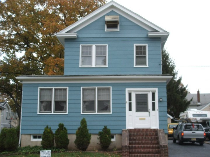 House painted with Sherwin Williams Duration exterior paint. - Yelp