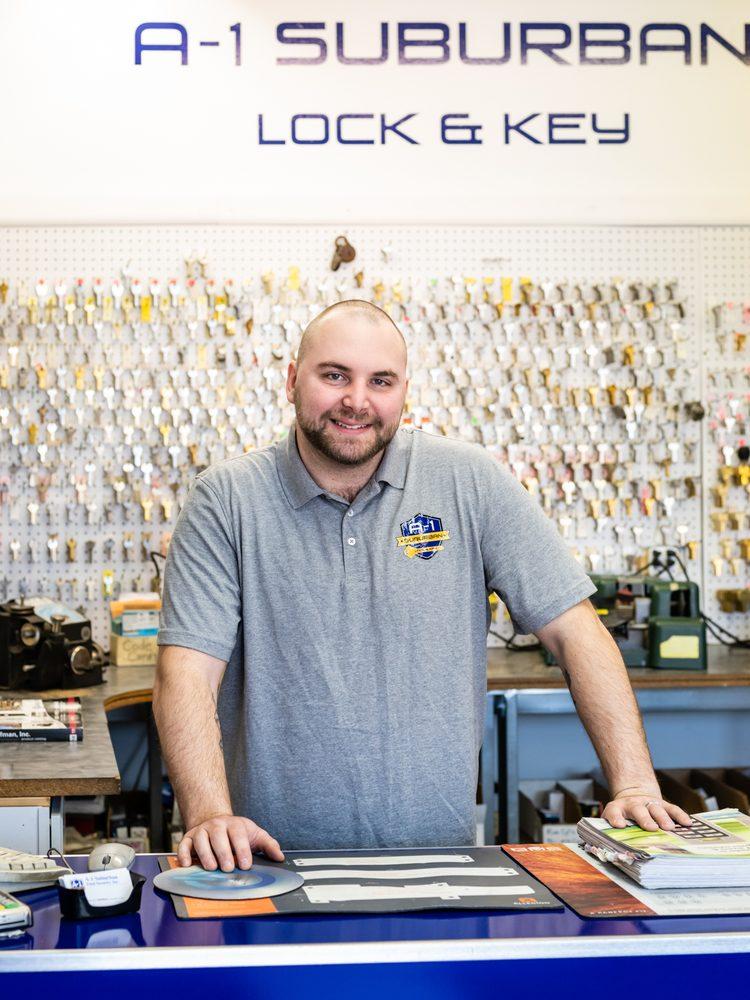 A-1 Suburban Lock & Key: 245 W Dundee Rd, Buffalo Grove, IL