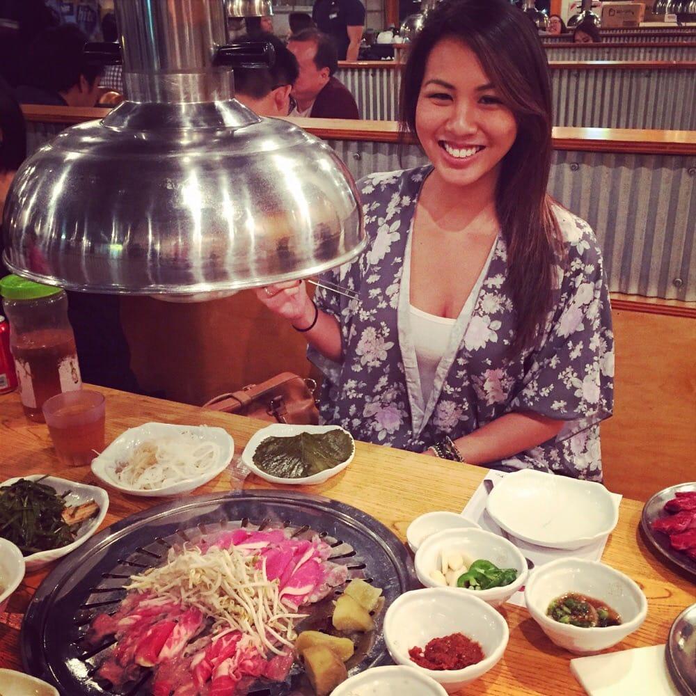 Ahgassi gopchang 929 foto cucina coreana koreatown for Cucina coreana