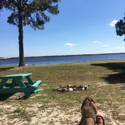 Photo Of Holiday Park Campground Panacea Fl United States The View