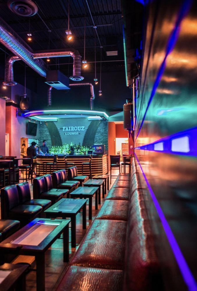 Fairouz Lounge, Sports Bar & Restaurant: 3815 S George Mason Dr, Falls Church, VA