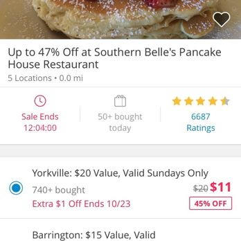 Southern belle s 181 photos 146 reviews breakfast for Southern living phone number