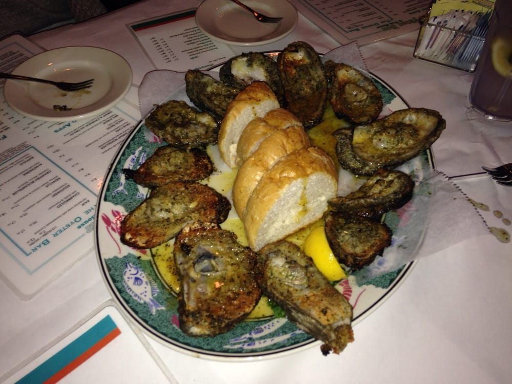 Charbroiled oysters yelp for Louisiana fish bar