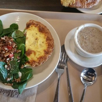La Madeleine Cafe Norman Oklahoma