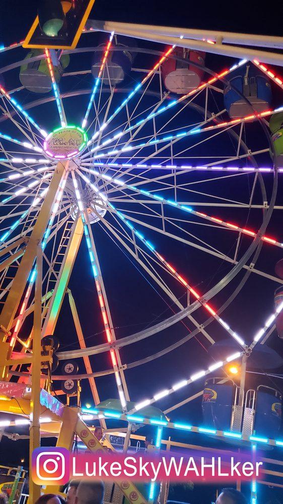 Bluffton Free Street Fair: 115 N Johnson St, Bluffton, IN