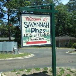 Photo Of Savannah Pines Mobile Home Park