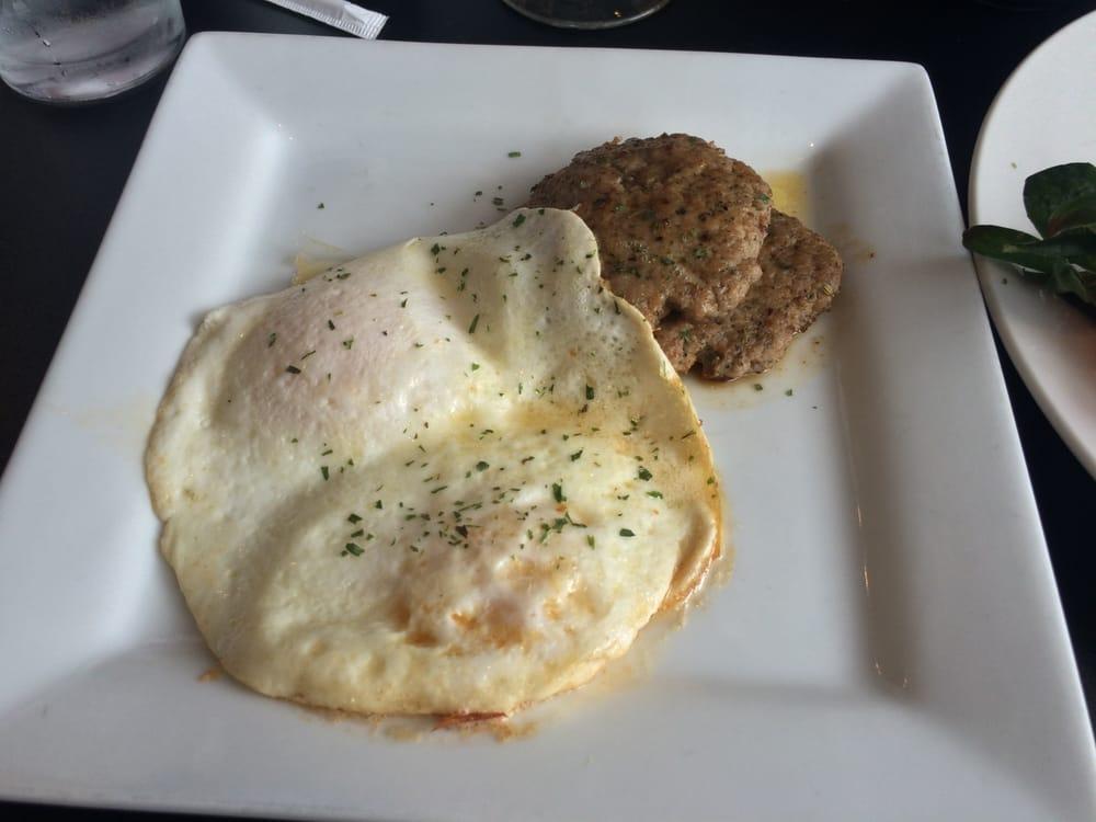 Side Of Egg And Sausage Yelp