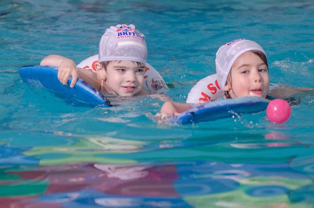 Photos For British Swim School Chicago Midway At Marriott Hotel Yelp