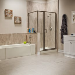 Bath planet of houston closed 11 photos builders for Bathroom remodel 77573