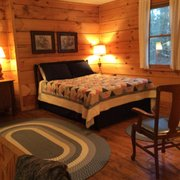 Fernwood Upstairs Bedroom/ Photo Of Fernwood Cabins   Maryville, TN, United  States. Evergreen Open Loft Bedroom
