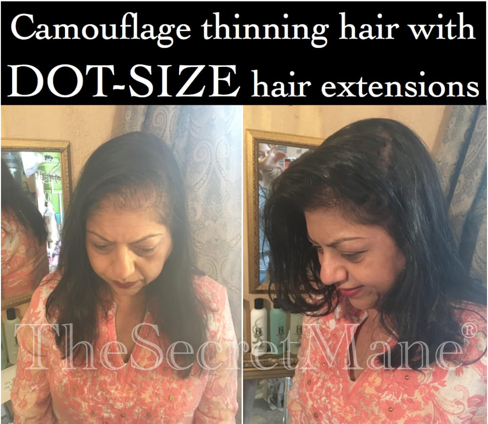 Dot Size Hair Extensions For Thin Hair Yelp