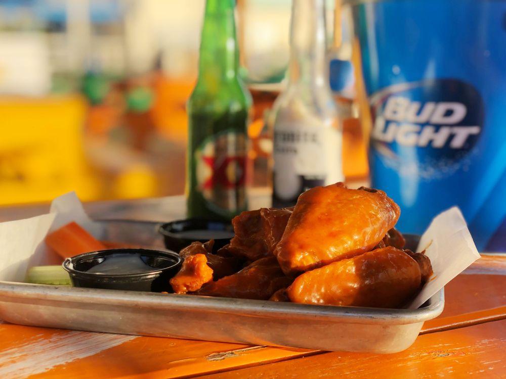Fair Winds Bar & Grill: 1481 E Hill Park Rd, Lewisville, TX