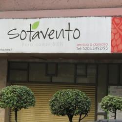 f9f7b6881e1b Sotavento - Restaurantes - Horacio 256, Polanco, México, D.F. ...