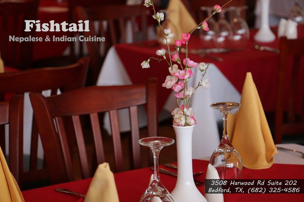 Fishtail Nepalese And Indian Restaurant Menu