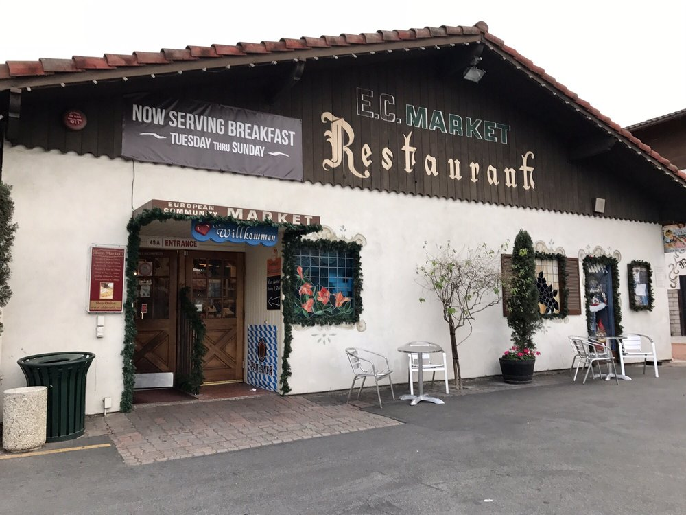 Old World Huntington Beach Restaurants