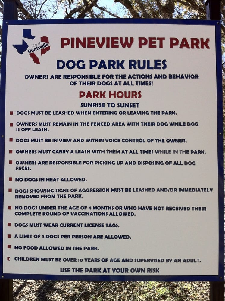 Social Spots from Pineview Dog Park